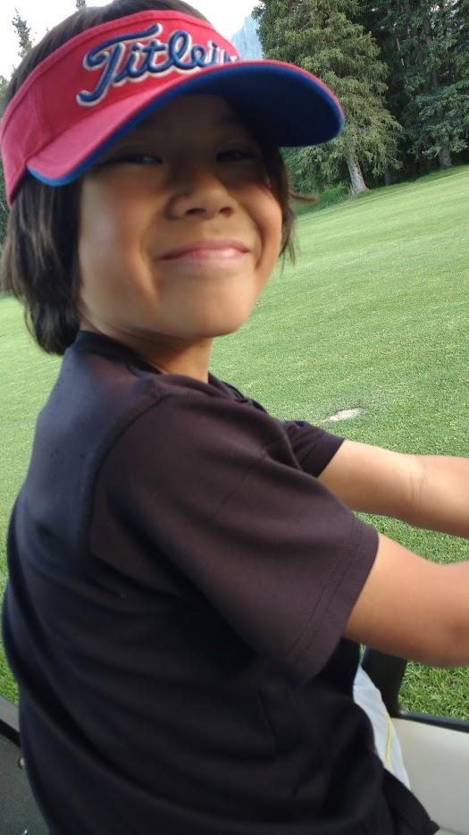 Golf is fun!